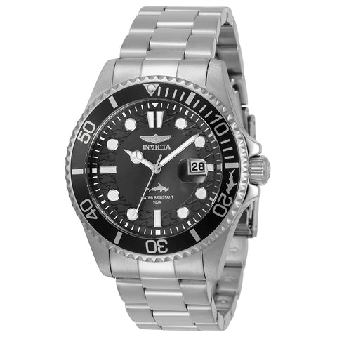 INVICTA Pro Diver Men 43mm Stainless Steel Stainless Steel Green dial PC32 Quartz