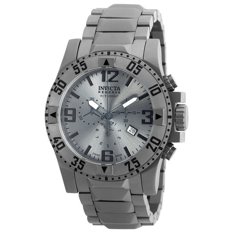 Invicta Excursion Men Swiss Quartz Chronograph 50mm Watch 90154