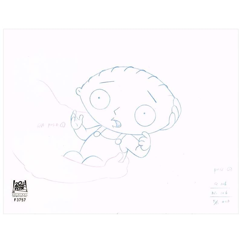 1ACX03 (Season 1) | Family Guy Production Art thumb