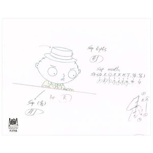 2ACX21 (Season 3) | Family Guy Production Art thumb
