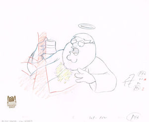 3ACX01 (Season 3) | Family Guy Production Art