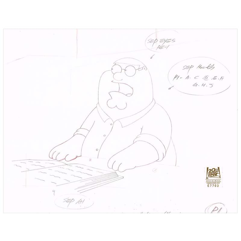 6ACX10 (Season 7) | Family Guy Production Art thumb