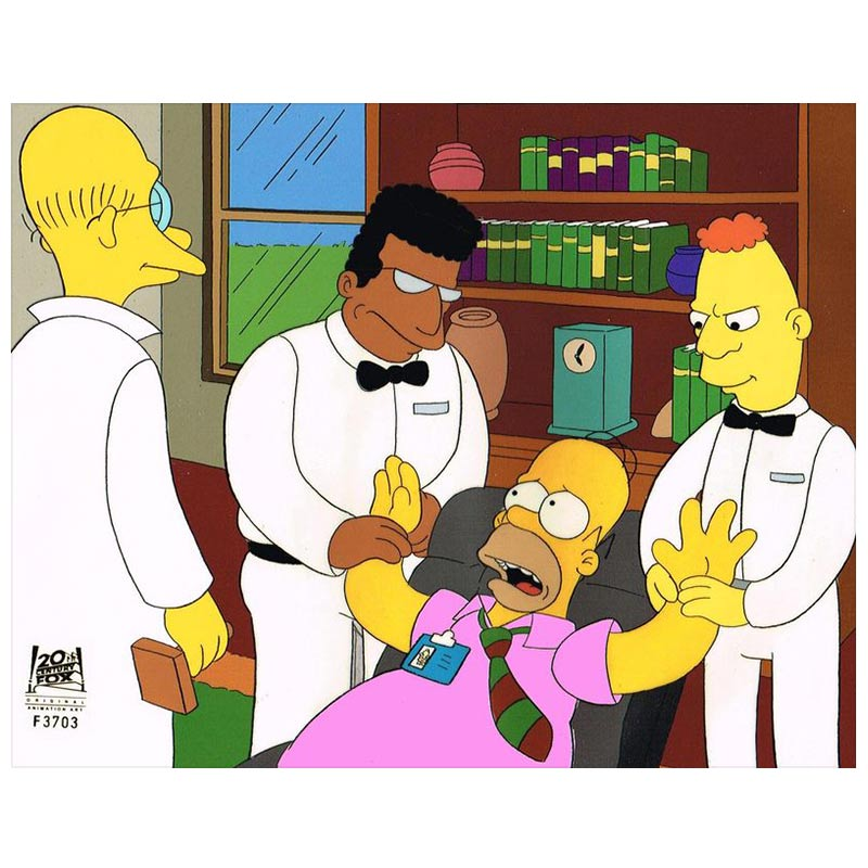 7F24 (Season 3) | Simpsons Production Art thumb