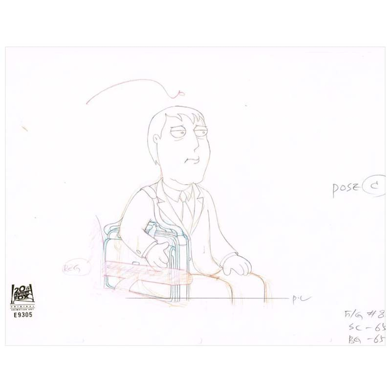 8ACX15 (Season 9) | Family Guy Production Art thumb
