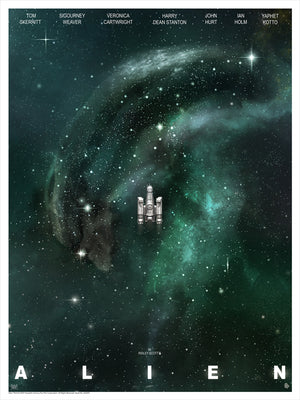 Nostromo by Andy Fairhurst | Alien