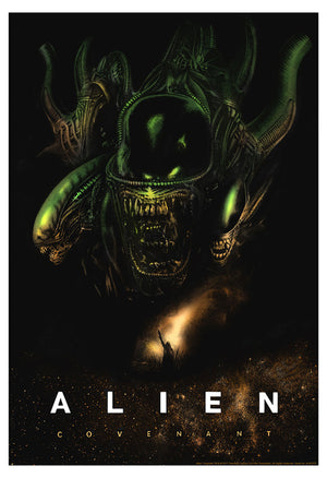 New Breed by Richard Friend | Alien: Covenant