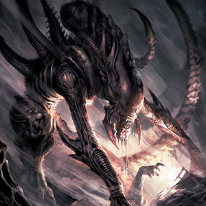 Aliens: Issue #3 by Raymond Swanland