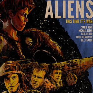 This Time It's War by J.J. Lendl | Aliens