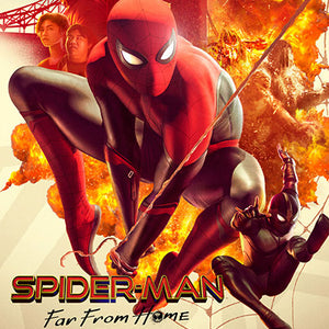 Spider-Man: Far From Home by Carlos Dattoli | Marvel thumb