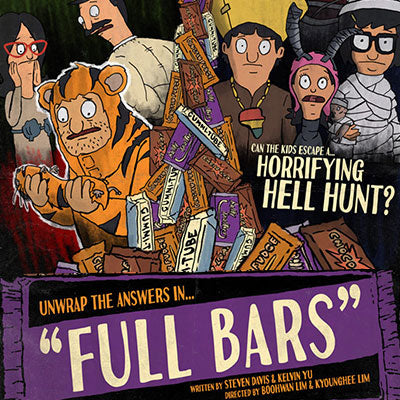 Full Bars by J.J. Lendl | Bob's Burgers thumb