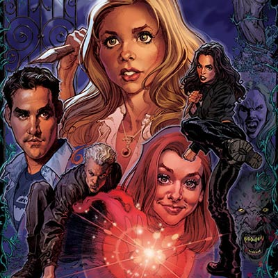 Chaos Bleeds by J. Scott Campbell | Buffy the Vampire Slayer