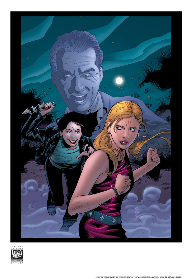 Haunted by Cliff Richards | Buffy the Vampire Slayer