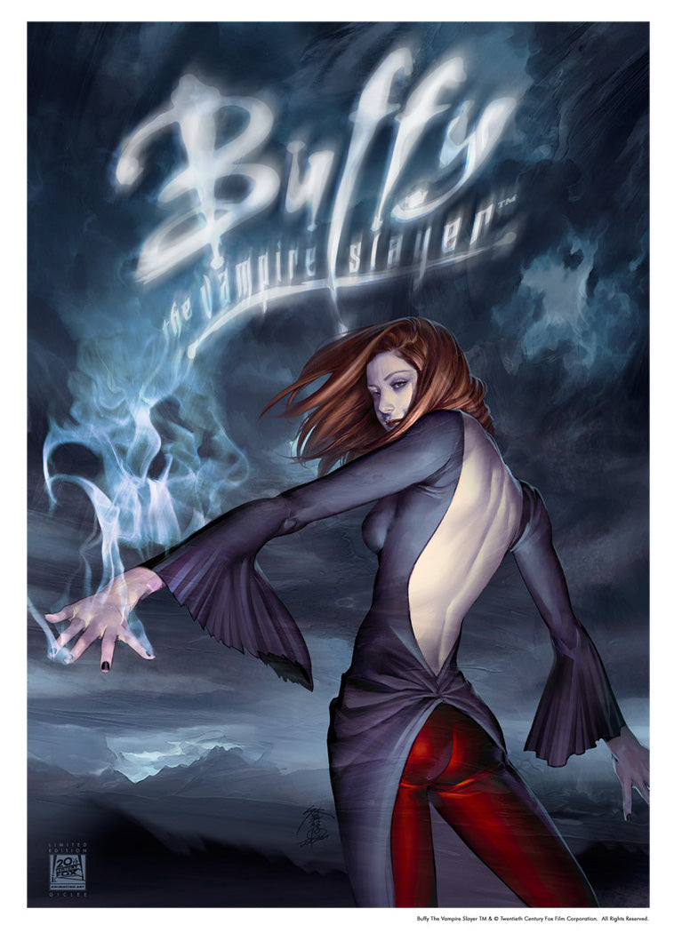 Willow Issue 3 by Jo Chen | Buffy the Vampire Slayer