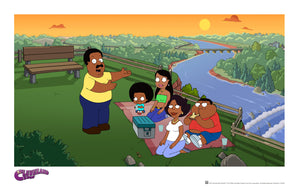 My New Family | The Cleveland Show