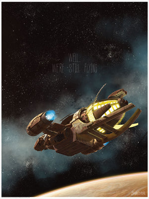 Still Flying by Bannister | Firefly