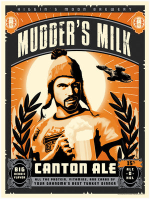 Mudder's Milk variant by Brian Miller | Firefly