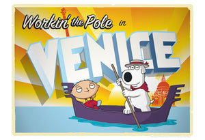 Road to Venice | Family Guy
