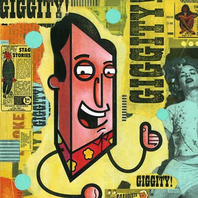 Giggity! by Rik Catlow | Family Guy