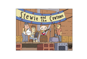 Stewie and the Cowtones
