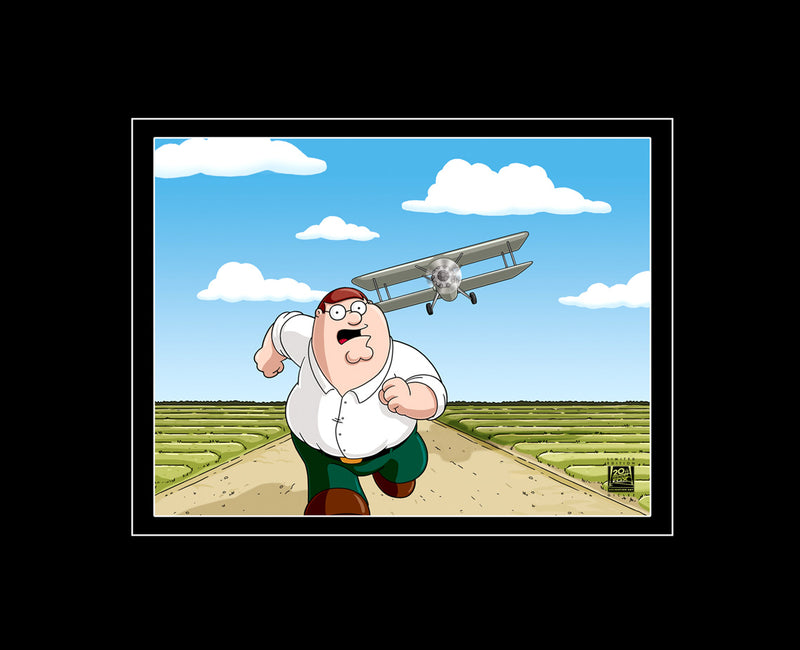 North by Northwest | Family Guy