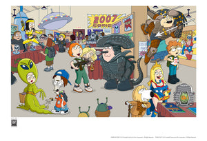Comic-Con 2007 | Family Guy & American Dad