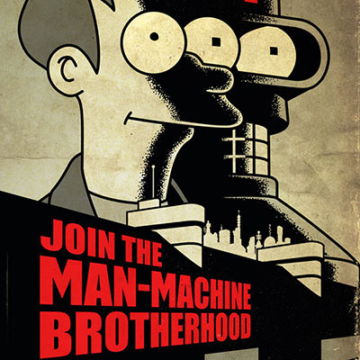 Unite - Machines Are Your Friends | Futurama