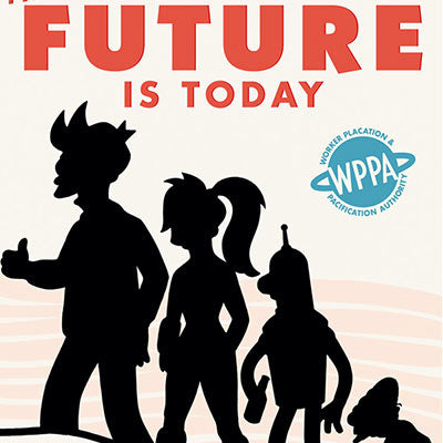 The Future is Today | Futurama