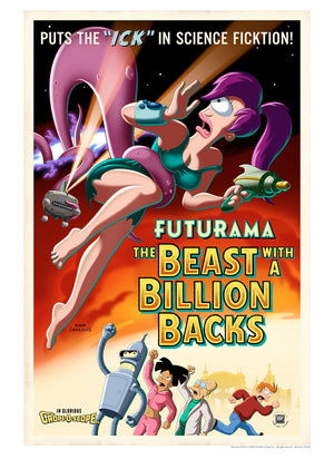 The Beast with a Billion Backs | Futurama
