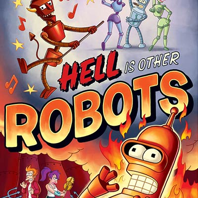 Hell is Other Robots | Futurama