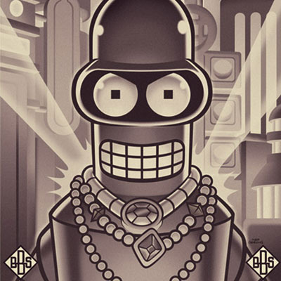 Bender's Big Score | Futurama