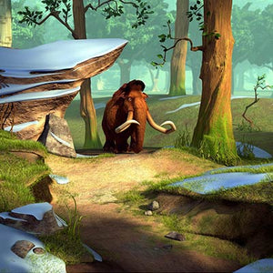 Forest Moment | Ice Age 2 The Meltdown