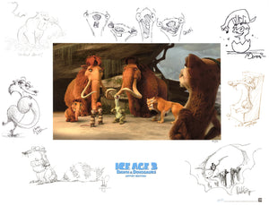 Artist Edition | Ice Age 3 Dawn of the Dinosaurs