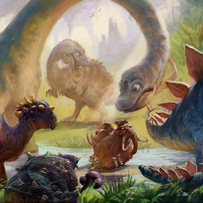 Surrounded | Ice Age 3 Dawn of the Dinosaurs