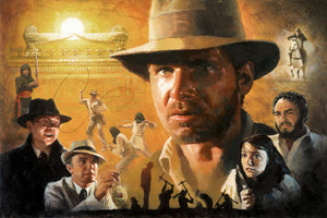 Ark of the Covenant by Christopher Clark | Indiana Jones
