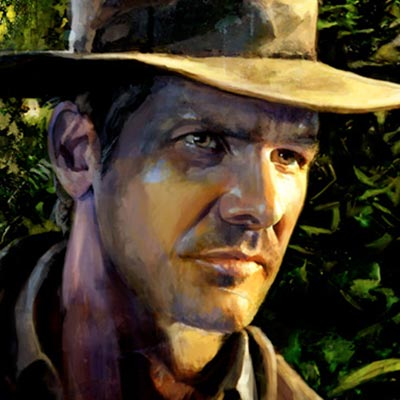 Jones by Cliff Cramp | Indiana Jones