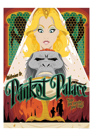Pankot Palace by Mike Mahle | Indiana Jones