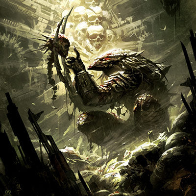 Prey to the Heavens Issue #2 by Raymond Swanland