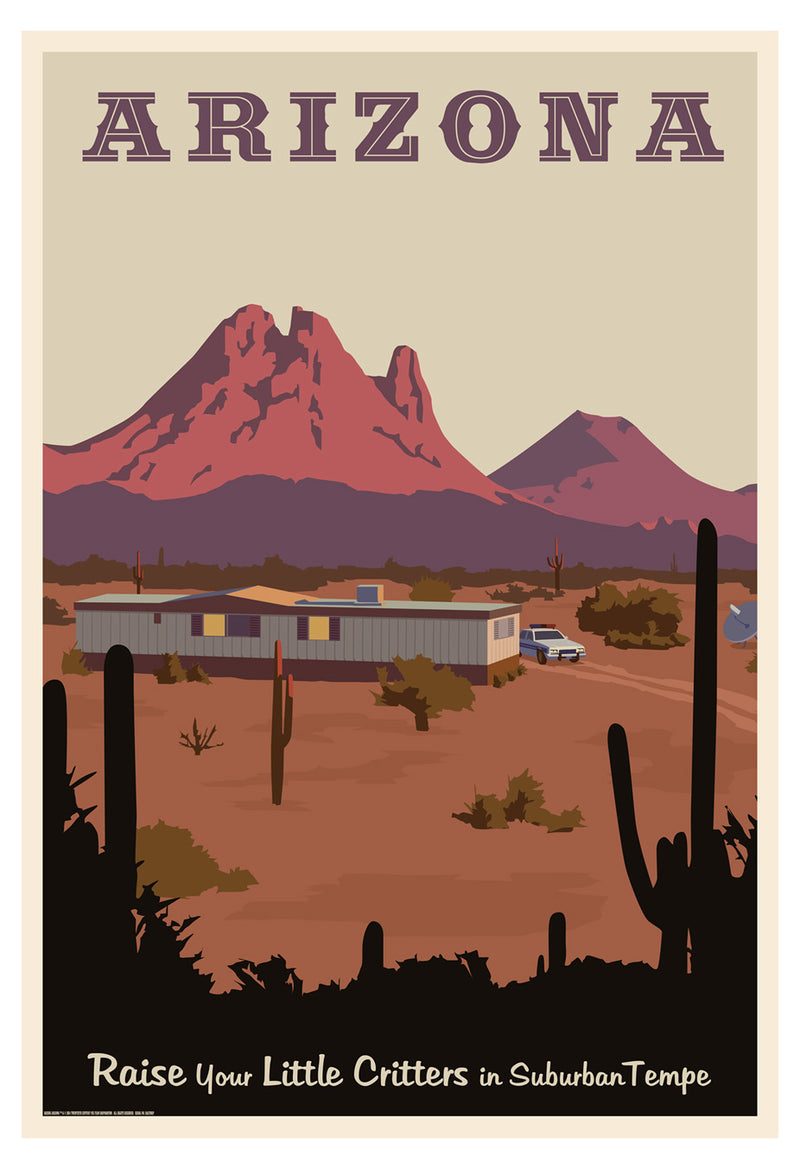 Arizona by Steve Thomas | Raising Arizona