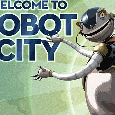 Welcome to Robot City