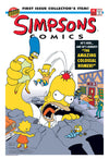 Simpsons Comics #1 | The Simpsons paper
