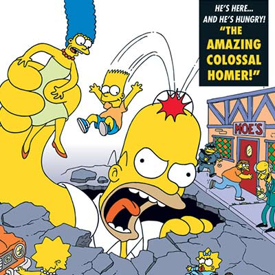 Simpsons Comics #1 | The Simpsons thumb