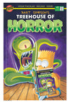 Bart Simpson's Treehouse of Horror #2 | The Simpsons paper