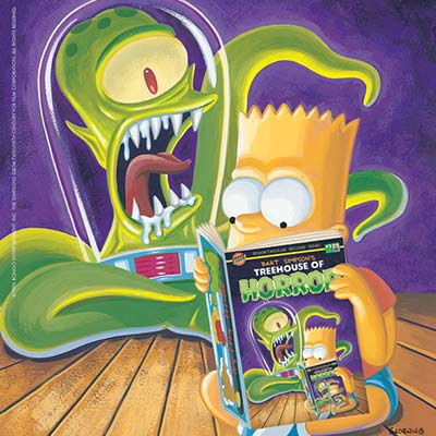 Bart Simpson's Treehouse of Horror #2 | The Simpsons thumb