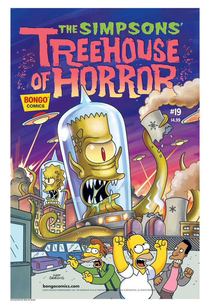 The Simpsons' Treehouse of Horror #19 | The Simpsons thumb