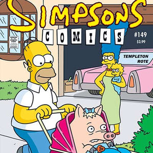 Simpsons Comics #149 | The Simpsons thumb