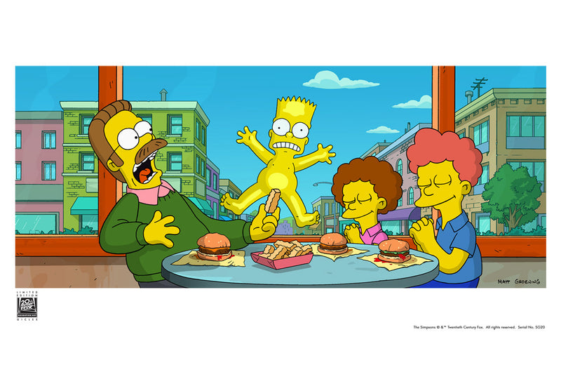 Bart on Glass | The Simpsons Movie thumb