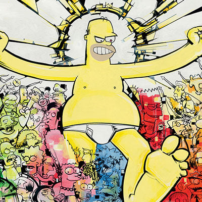 O' Mighty Homer by Mahfood and Kofie thumb