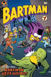Bartman by Bill Morrison | The Simpsons
