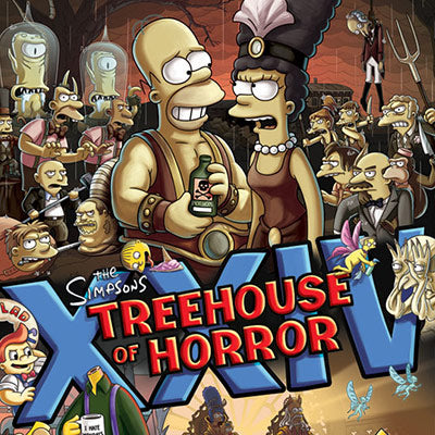Treehouse of Horror XXIV | The Simpsons