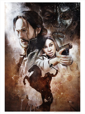 The Witnesses by Rob Prior | Sleepy Hollow